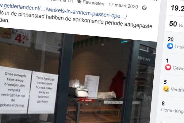 facebook_populairste_bericht_organisch_bereik_uitgelicht
